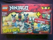 66383 Ninjago Super Pack 3 in 1 (2258, 2259, 2519)