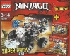 66394 Ninjago Super Pack 3 in 1 (2506, 2259, 2260)